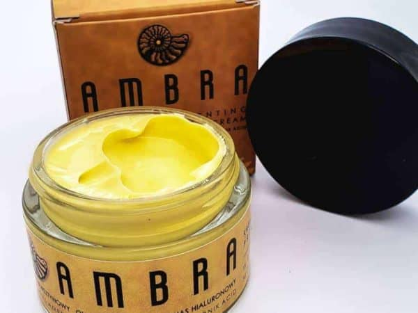ambra Moisturizes and nourishes skin by Imperial Time